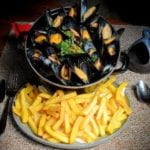 moules frites domaine du grand chene